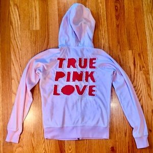 Victoria Secret Pink Hoodie Size Small So Sexy